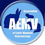 Evert jan de Boer is lid van de AEMV - Association of Exotic Mammal Veterinarians